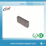 China Permanent N52 Nickel Neodymium Block Magnet