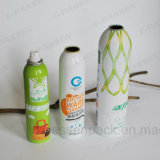 Aluminum Aerosol Spray Bottle for Kitchen Ware Cleaner (PPC-AAC-028)