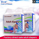China Disposable Wholesale Adult Diaper Factory Manufacturer