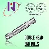 Tungsten Solid Carbide Cutter Double Head End Mill