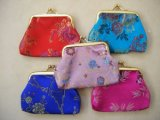 Colorful Metal Frame Coin Purse