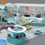 Manufacturer-Prices Hot & New Kids Naught Castle Equipment Indoor Soft Playground