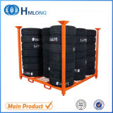 Heavy Duty Best Price Spare Car Tire Rack for Sale