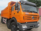 Beiben 12 Wheels 380HP Tipper Truck for Sale