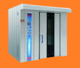 100kg Rotary Rack Oven with Steam (CE, Manufacturer low price)