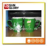 Two-Tone Promotional Glazed Porcelain Mug of Syb016