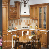 2016 Welbom Nature Birch Wood Kitchen Cabinet