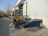 Multi-Function Wheel Loader Zl10f with Road Sweeper (CE approved)