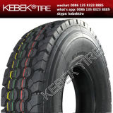 Close Shoulder Truck Tyre with DOT ECE Certificate 315/80r22.5
