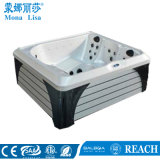 5-6 Person Whirlpool Massage Outdoor SPA Bathtub (M-3395)