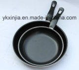 Kitchenware 2PCS Carbon Steel Frying Pan Cookware