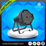 LED 54X3w RGB PAR Light Price/LED PAR Can for Stage Disco Party