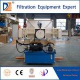 Dz Hydraulic Semi-Automatic Filter Press for Sludge Dewatering