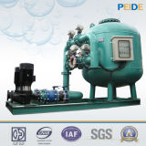 High Speed Swimming Pool Sand Filter Water Treatment Equipment Manufacturer