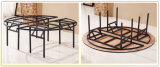 Folding Round Wedding Banquet and Hotel Table (M-X1205)