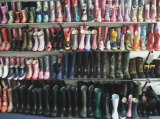 Various Printing Rubber Rain Boots, Vogue Rubber Boots, Vogue Rain Boots, New Fashion Rubber Rain Boots, China Boots