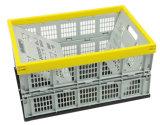 Foldable Plastic Transport Crate Tote Box