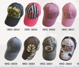 Cheap Baseball Sports Cap Hat with Print Embroidery and Costomer's Logo Design
