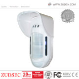 Outdoor Dual Infrared & Dual Microwave PIR Motion Detector