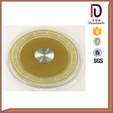 31.5 Inch Aluminum Wedding Glass Table Top Lazy Susan (BR-BL010)