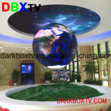 P2.5 P3 P4 P5 P6 P8 P10 Soft Flexible Ball LED Screen