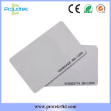 RFID Blank Card F08 Plain Card IC Cards with Wholesale Price