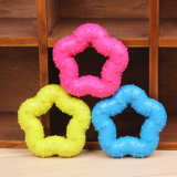 Lowest Price Chewing Tooth Cleaning Soft Rubber TPR Dog Toy
