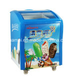Ice Cream Freezer Flat Cabinet