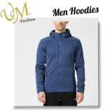 Outdoor Jogging Windbreaker with Hood Softshell Jacket