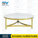 Modern Furniture Coffee Glass Table Top Marble Table Coffee Table