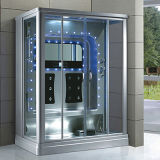 Foshan New Design Wholesale Price Acrylic Corner Steam Shower Room in Bathroom
