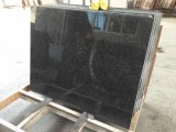G654 Black Granite Tiles Wall Tiles Slabs for Sale Wholesale Best Quality