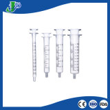 10ml Oral /Interal Dose Syringe with Adapter (CE, ISO)