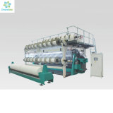 Double Needle Bar Warp Knitting Machine with Rd6/Rd7/Rdpj7/1