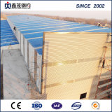 Quick to Install Steel Structure Architecture for Industrial Building