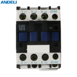 Andeli Group Cjx2-1810 18A 50/60Hz 3-Phase 220V Electrical Contactor