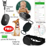 Tiny Dog Waterproof IP67 Mini Pet Tracking GPS Tracker with Gsma Tac CE Approved