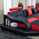 Modern Genuine Leather Living Room Sofa Lounges