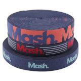 Soft High Tenacity Garment Custom Woven Jacquard Elastic Webbing Band/ Tape for Underwear