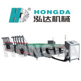 PLC Control Movable Glass Loading and Cutting Table for Various Glass Jumbo Flat Glass