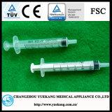 Medical Disposable Luer Slip/ Luer Lock Syringe Used for Injection
