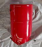 Red Powder Coating Metal Parts