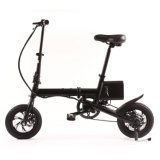 Wholesale Easy to Carry Portable Eco Folding Ladies Electric Bike with Cellphone Holder