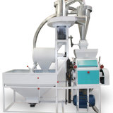 Small Corn Wheat Rice Flour Mill