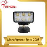 18W LED Truck Light Manufacture Truck LED Work Light Bulb
