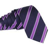 2018 Luxury Wholesale Strip Design Maker Tie for Men Polyester Tie Manufacturer