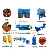 3ton/H Palm Oil Extraction Plant, Palm Oil Extractor Machine