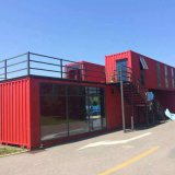 20 Feet Prefab Modular Shipping Container Hotel with Best Price / Hotel Container