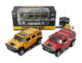 Kids R/C Model Hummer H2 (License) Toy