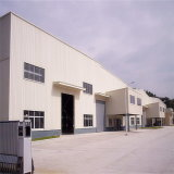 Prefab Warehouse Galvanized Steel Structure
